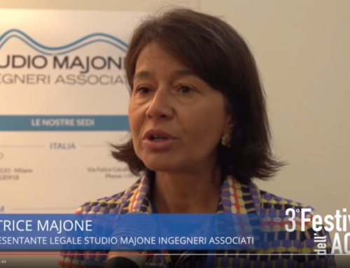 Festival dell'acqua 2015 – intervista a Beatrice Majone