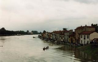 Copertina- Allagamento Borgo Ticino PV 2000