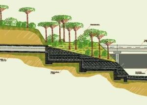 Progettazione delle opere relative alla riqualificazione idraulica dell'Alveo S. Rocco (NA)