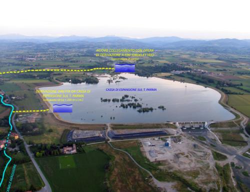 Riqualificazione dei paesaggi d'acqua nella città di Parma