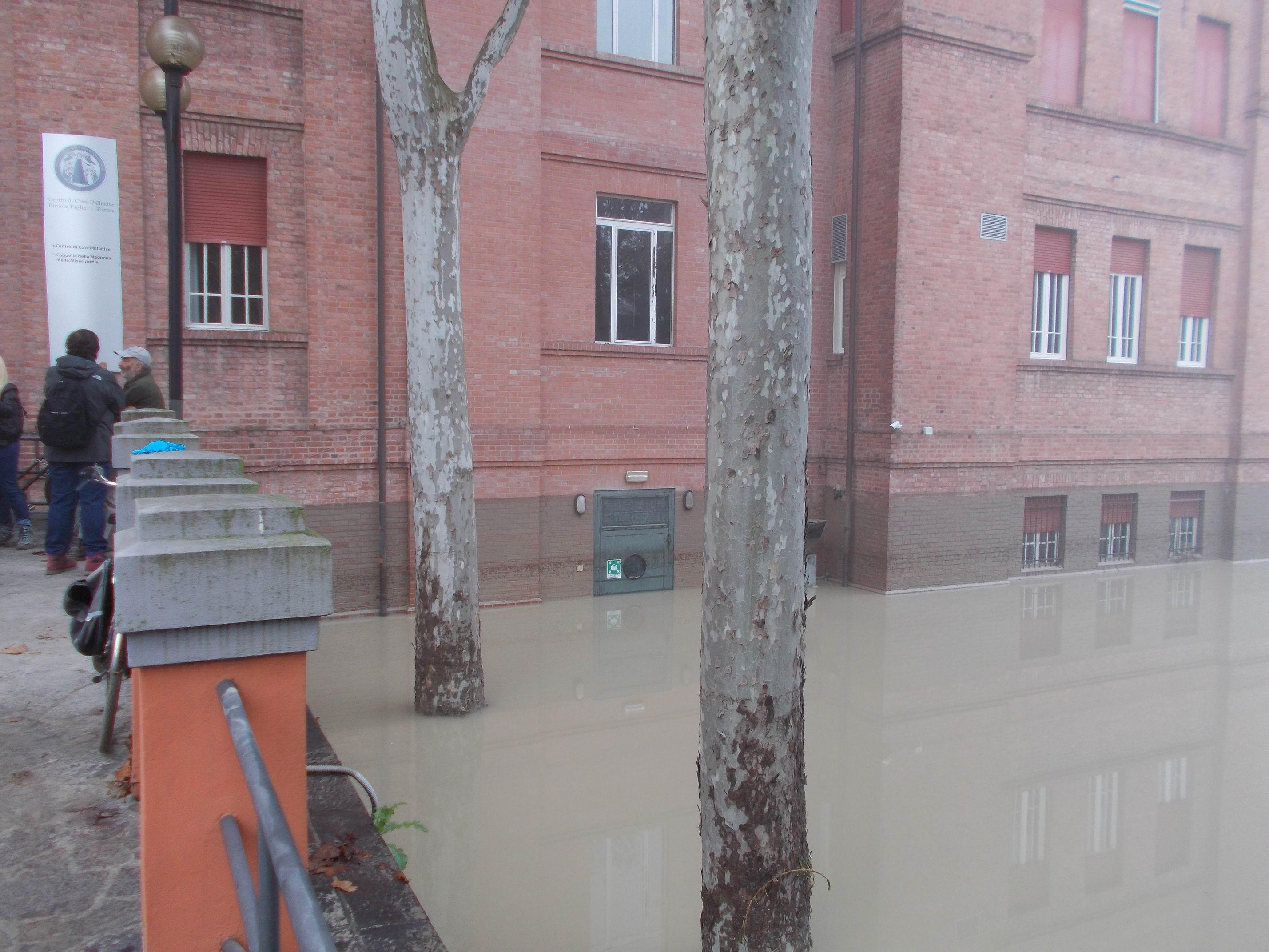 Alluvione del Baganza