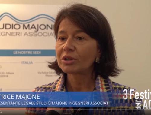 Festival dell'acqua 2015 – intervista a Beatrice Majone