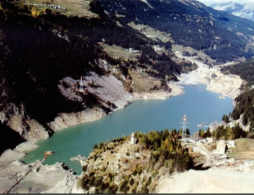 La frana della Val Pola in Valtellina (1987)
