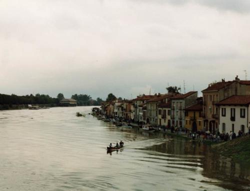 Bacino del Ticino: L'evento di piena dell'Ottobre 2000