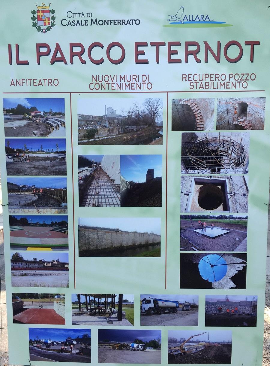 05_Pannello lavori svolti parco EterNot