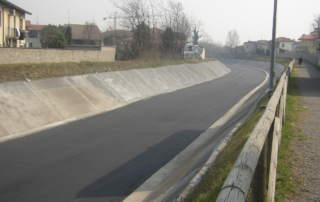 03-Canale Villoresi Rifacimento fondo tra Lainate e Garbagnate Milanese