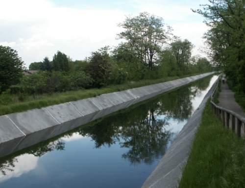 IL CANALE VILLORESI: INTERVENTI DI RIQUALIFICAZIONE