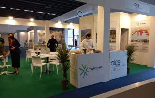 Rem Tech 2021 Stand OICE
